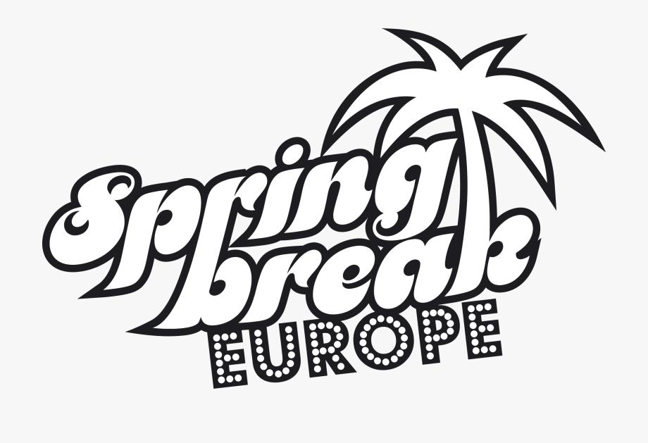Spring Break Europe Logo Clipart , Png Download.