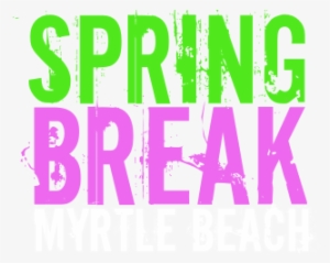 Spring Break PNG, Free HD Spring Break Transparent Image.