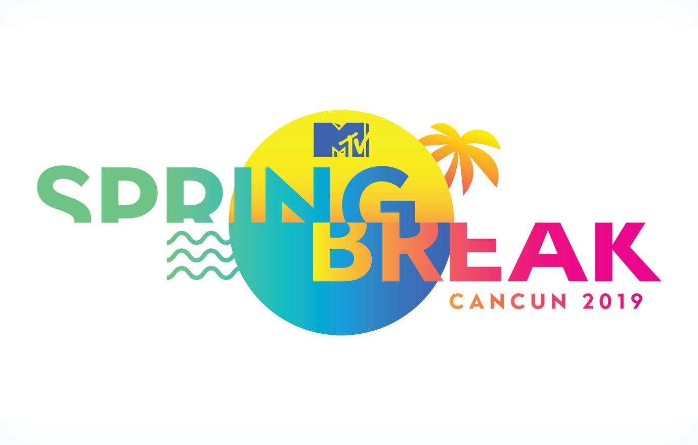 Mtv Spring Break Logo.
