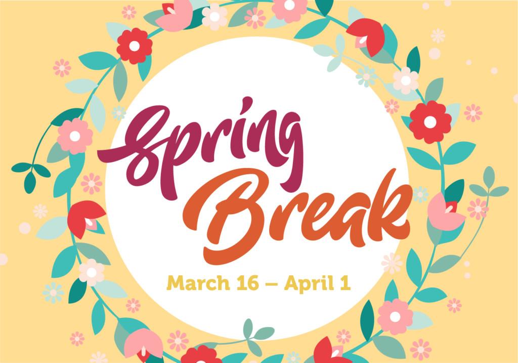 Hello, Spring Break \'19!.