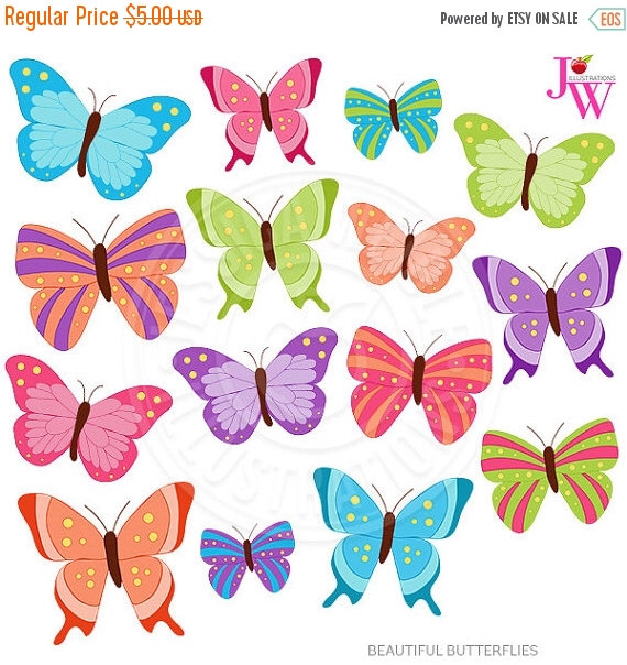 Spring clipart: