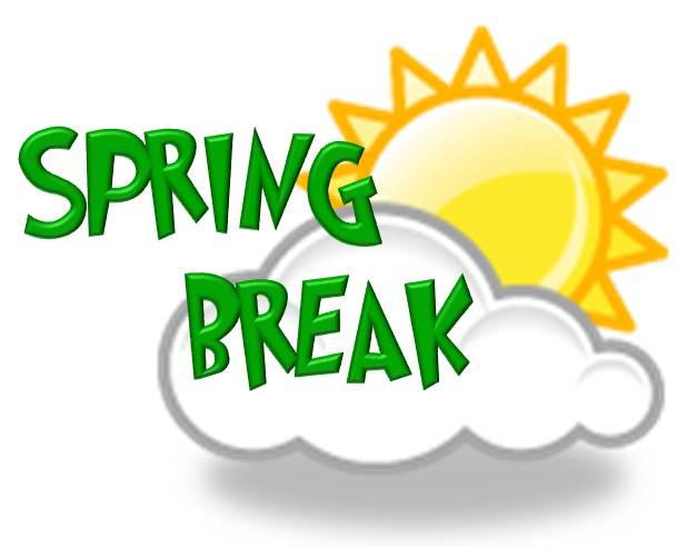 Spring Break Clipart For Kids.