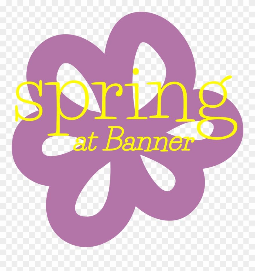 Banner Spring Celebration Clipart (#1950924).