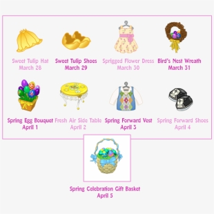 80 Responses To Spring Celebration Is On Now , Transparent.