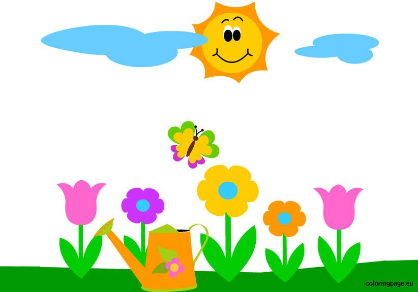 Spring clipart clipart cliparts for you.