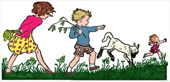 Free Spring Clip Art for Preschoolers.
