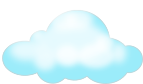 Cloud Clip Art at Clker.com.