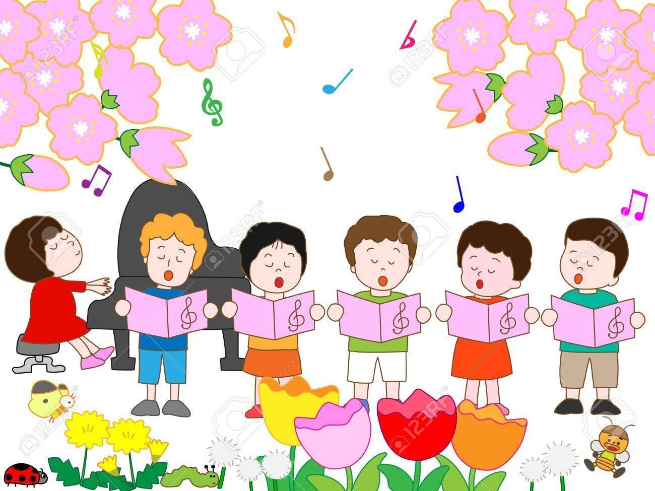Spring concert clipart 4 » Clipart Portal.