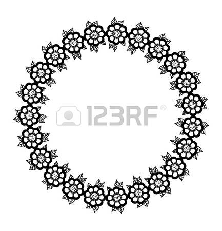 10,272 Flowers Crown Stock Vector Illustration And Royalty Free.