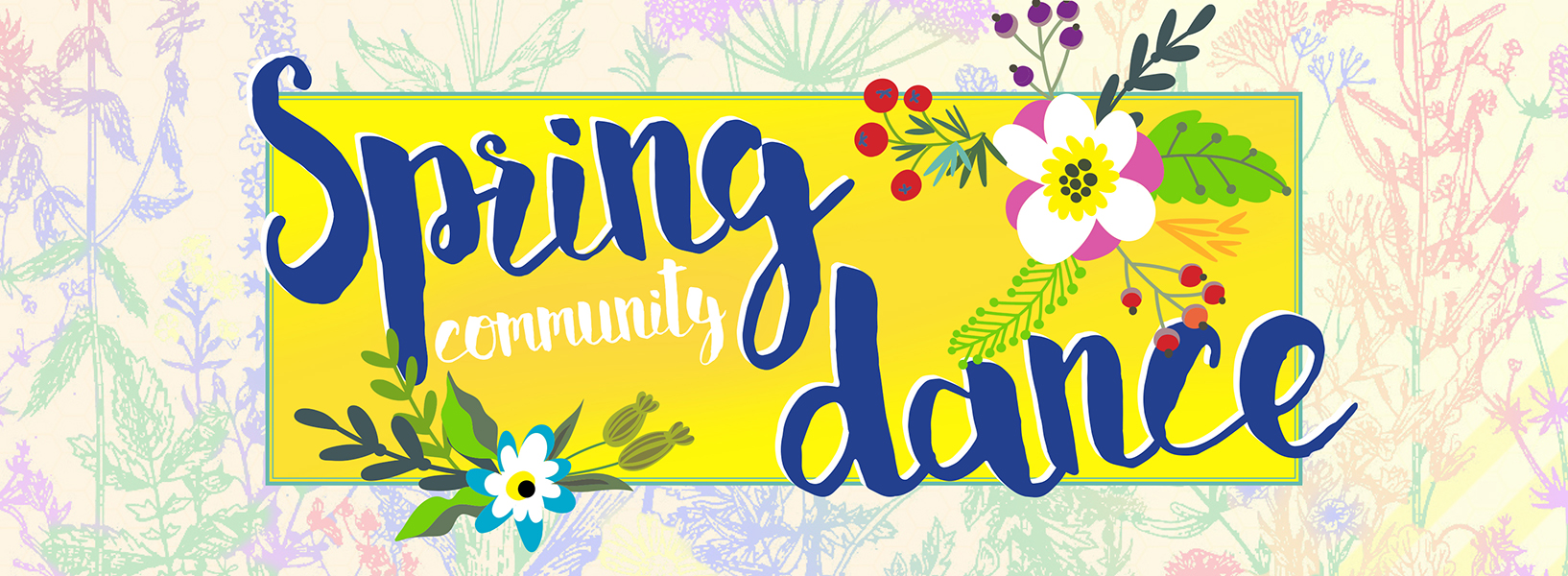 Spring Community Dance 4/13/18.