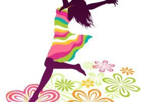 Spring dance clipart 4 » Clipart Portal.