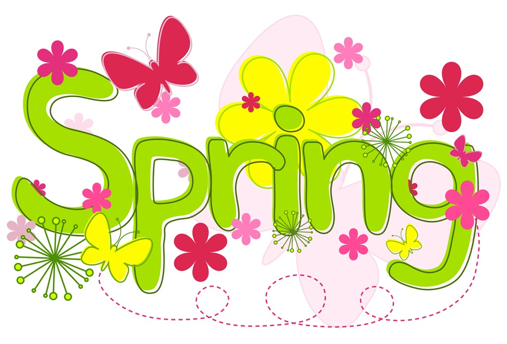 First Day Of Spring Clipart Butterfly Clipground