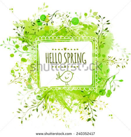 Spring Season Stock Photos, Royalty.