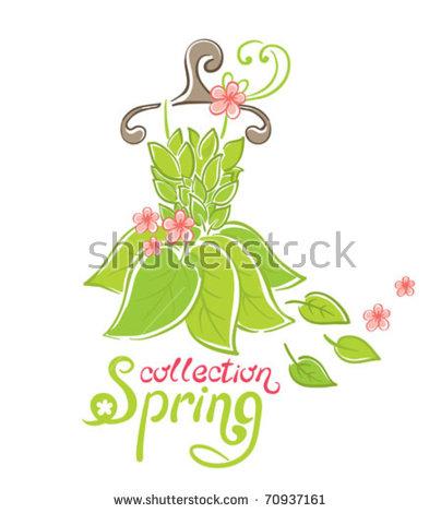 Spring Clothes Stock Vectors & Vector Clip Art.