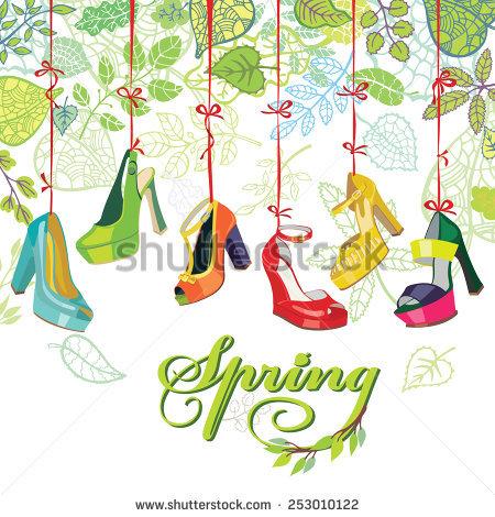 Open Toe Multicolor Stock Photos, Royalty.