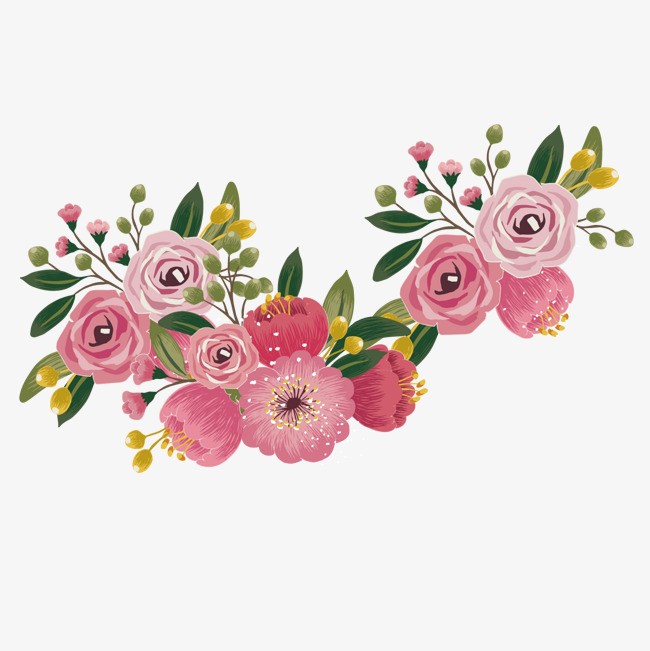 Spring Flowers Spring Vector Spring Gorgeous Png And Vector.