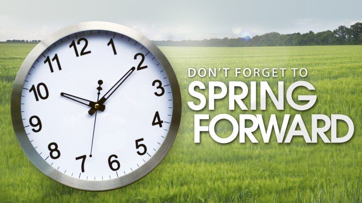 Rejoice! It\'s Time To Spring Forward! Kids News Article.