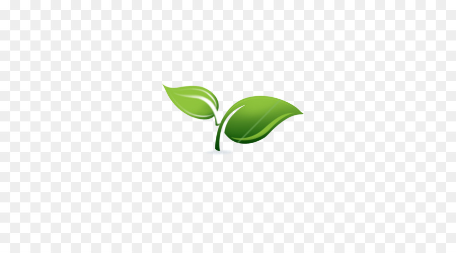 Green Leaf Logo png download.
