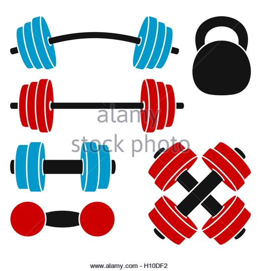 Weightlifting Stock Vector Images.