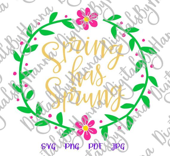 spring has sprung clipart 10 free Cliparts | Download ...