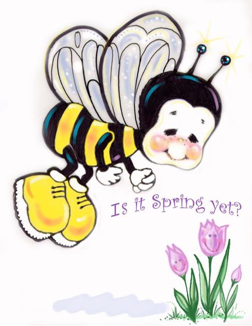 Heralds of Spring.