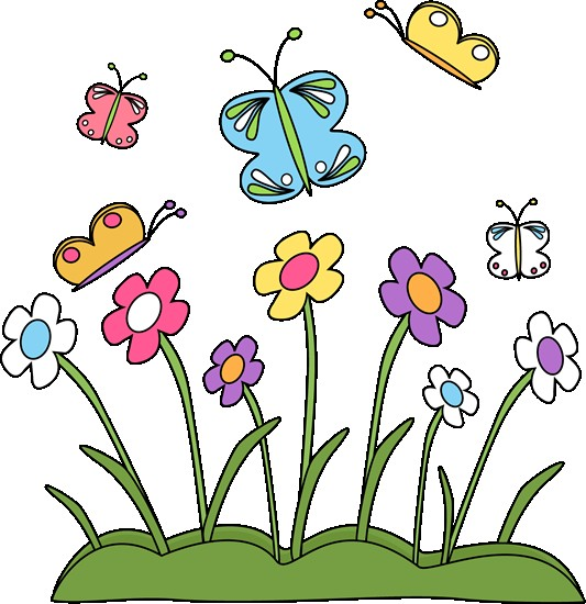 Spring Flowers Border Clipart Free Images Cliparting Com.