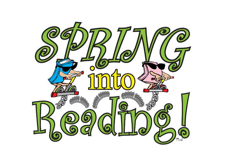 Spring into Reading.