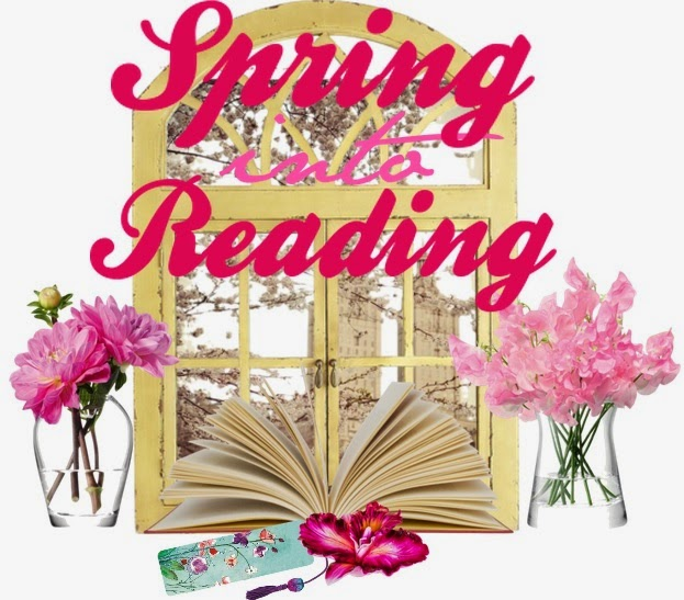 The Written Word(s): Spring Into Reading Link.