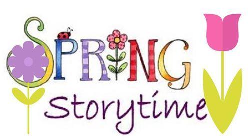Spring into Reading StoryTime at Fort Eustis Family Homes.