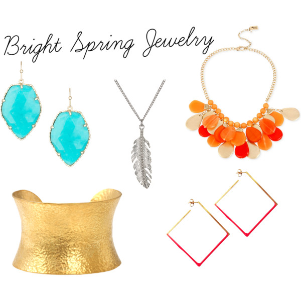 Bright Spring Jewelry.
