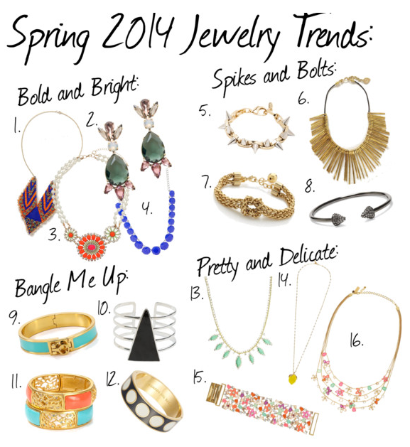 spring jewelry trends.