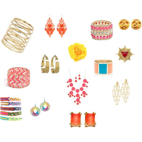 True Spring jewelry in many Kibbe types..