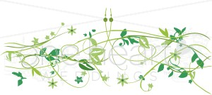 Spring Leaves Clipart.