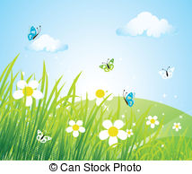 Spring meadow Vector Clip Art EPS Images. 17,498 Spring meadow.