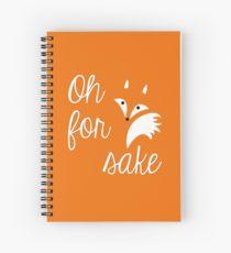 Cute: Spiral Notebooks.