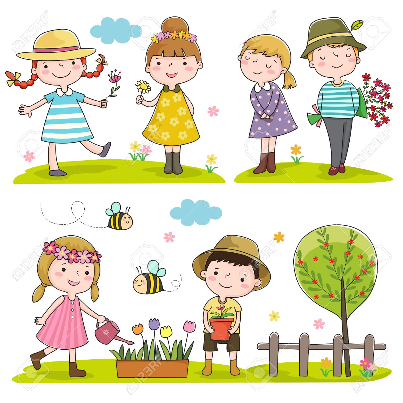 Spring Season Clipart Free Download Clip Art.