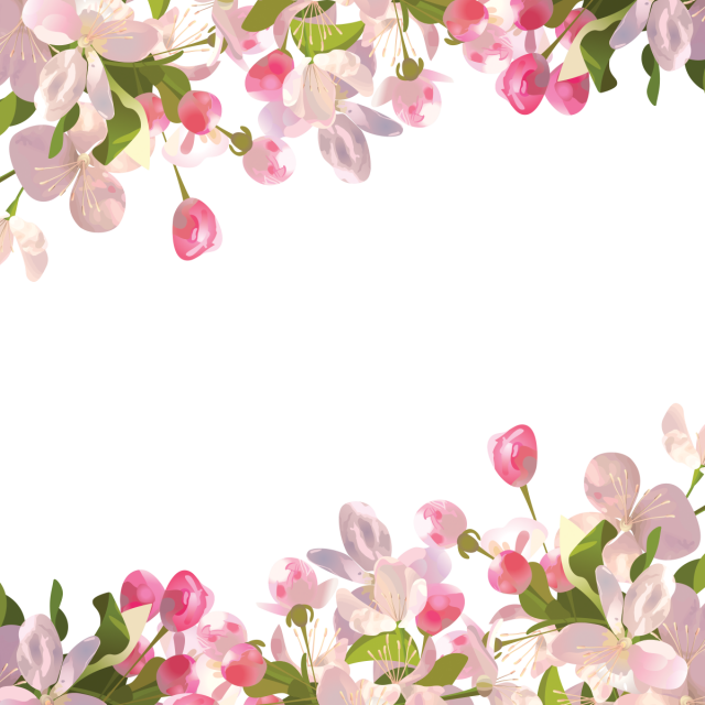 Spring Flower Png, Vector, PSD, and Clipart With Transparent.