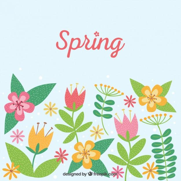 220+ Spring Clip Art Vectors.