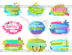 Best Spring Sale Label Crocus Flowers, Discounts.