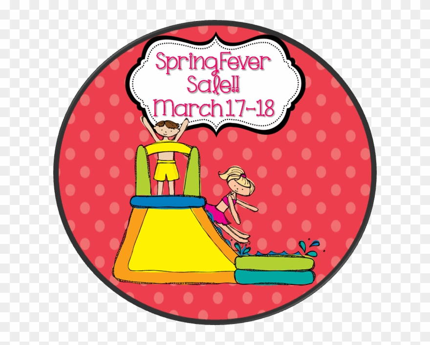 Spring Fever Sale Clipart (#3316967).