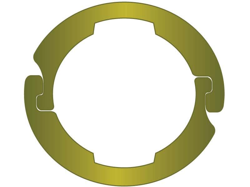 Interlocking External Shaft Ring 1.