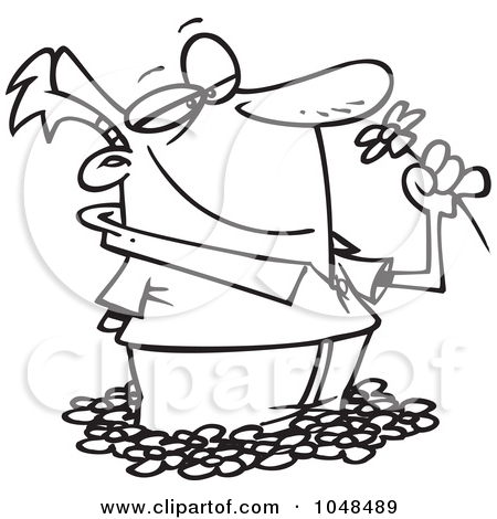 Spring Smell Clipart