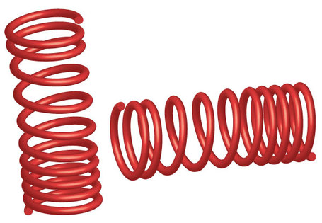 Coil Spring Free, Vector Files.