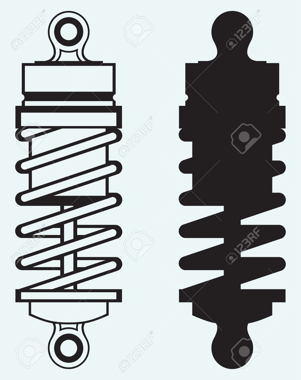 3,519 Suspension Stock Vector Illustration And Royalty Free.