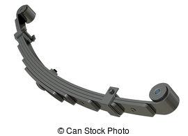Spring suspension Stock Illustrations. 432 Spring suspension clip.