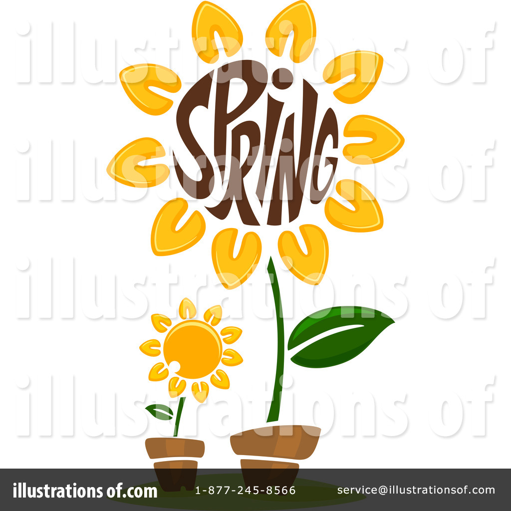 Spring Time Clipart #1096377.