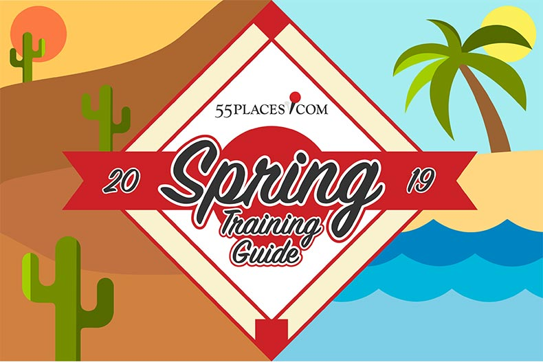 Visit 55+ Communities on Your Spring Training Trip.