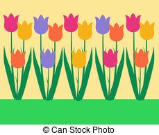 Spring tulips Stock Illustrations. 11,044 Spring tulips clip art.