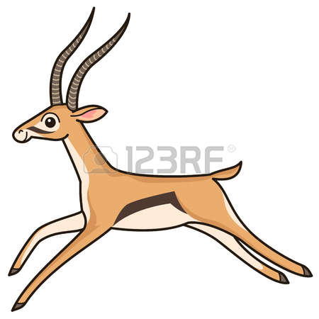 123 Springbok Stock Illustrations, Cliparts And Royalty Free.