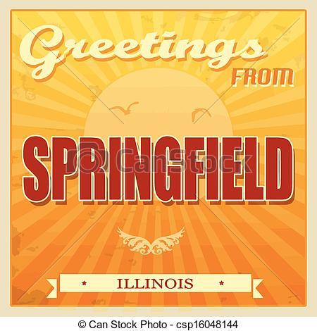 Springfield Il Clipart.